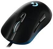 Гейминг оптична мишка с USB кабел - G403 Hero