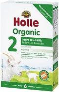 Преходно био козе мляко - Holle Organic Goat Milk Formula 2 -