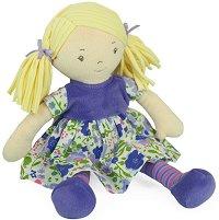 """Пеги - Парцалена кукла с височина 26 cm от серията """"Bonikka"""" - играчка"""