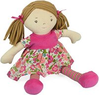 """Френи - Парцалена кукла с височина 26 cm от серията """"Bonikka"""" - играчка"""