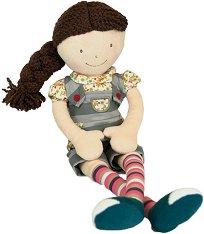 """Джули - Парцалена кукла с височина 42 cm от серията """"Bonikka"""" - играчка"""