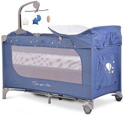 Сгъваемо бебешко легло на две нива - Once Upon a Time: Chapter 3 -
