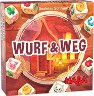 Wurf & Weg -