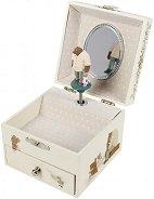 Музикална кутия за бижута - Ърнест и Селесте - Детски аксесоар -