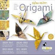 Оригами - Густав Климт - Творчески комплект - продукт