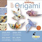 Оригами - Виктор Кандински - Творчески комплект - продукт