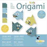 Оригми - Риби - Творчески комплект -