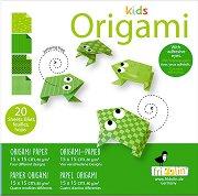 Оригами - Жабчета - Творчески комплект -