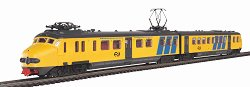 Пътнически влак - Hondekop NS - Аналогов стартов комплект с релси - макет