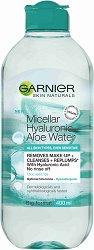 Garnier Hyaluronic Aloe Micellar Water - Мицеларна вода с хиалурон и алое вера - дезодорант