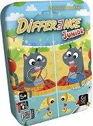 Открий разликите - Джуниър - Детска настолна игра -