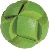 """Зелена топка - 3D пъзел от серията """"IQ тест"""" -"""