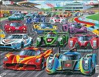 Състезателни автомобили -