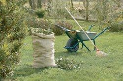Градинска торба за отпадъци - Jutebag
