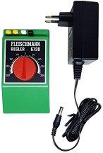 Потенциометър за скоростта и посоката на движение на ЖП модели и макети - Аксесоар за жп модел -