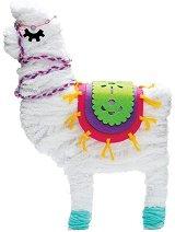 Направи сама кукла - Лама - Творчески комплект -