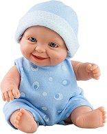 """Кукла бебе - Тео - С височина 21 cm от серията """"Paola Reina: Los Peques"""" -"""