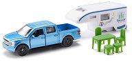Ford F150 Pick-Up Camper -
