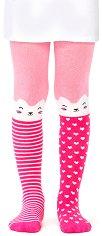 Детски чорапогащник - Pretty: Kitten -