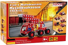 Пожарни камиони - 7 в 1 -