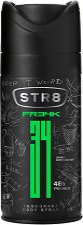 STR8 FR34K Deodorant Body Spray - Спрей дезодорант за мъже -