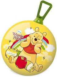 """Детска топка за скачане - Мечо Пух - От серията """"Whinnie the Pooh"""" -"""