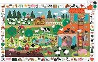 Във фермата - Детски пъзел - пъзел