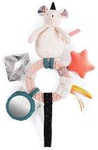 """Мишле - Mimi - Бебешка играчка от серията """"Dans la jungle"""" -"""