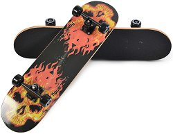 Скейтборд - 3006 B56 Fire -