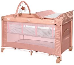 Сгъваемо бебешко легло на две нива - Torino 2 Layers Plus -