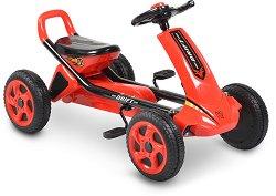 Детски картинг с педали - Drift -