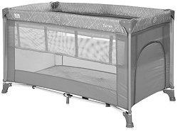 Сгъваемо бебешко легло на две нива - Torino 2 Layers -
