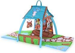 Активна гимнастика - Little House -