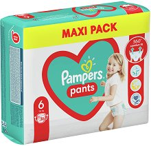 Pampers Pants 6 - Extra Large -