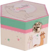 Кутия за бижута - Dalia Llama -