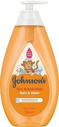 Johnson's Kids Bubble Bath & Wash -