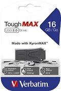 USB 2.0 флаш памет 16 GB - Tough Max