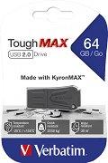 USB 2.0 флаш памет 64 GB - Tough Max