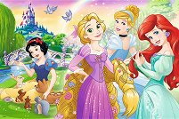Мечта да бъдеш принцеса -