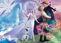 """Магически свят - От колекцията """"Замръзналото кралство"""" - пъзел"""