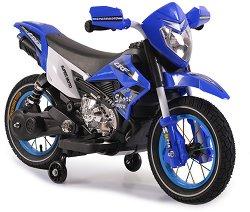 Детски акумулаторен мотор - Super Moto -