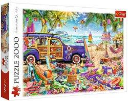 Тропическа ваканция - пъзел