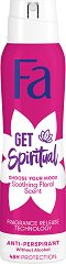 Fa Get Spiritual Anti-Perspirant - спирала