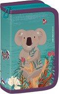 Несесер с ученически пособия - Kirra Koala -