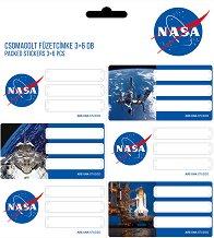 Етикети за тетрадки - NASA -
