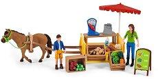 Подвижен фермерски магазин - фигура
