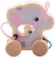 Слонче с лабиринт -