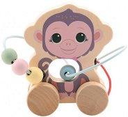 Маймунка с лабиринт -