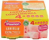 Plasmon - Пюре от заешко месо - продукт