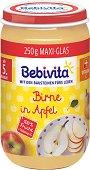Bebivita - Био пюре от круши и ябълки - продукт